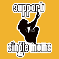 Single Moms t-shirts