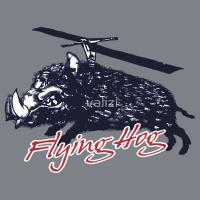 Flying hog