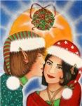 Merry Kissing