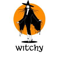 Halloween T-Shirt: Witchy