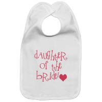 Daughter of the Bride Wedding Apparel Hip T Shirts