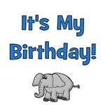It's My Birthday! Elephant