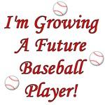 Growing A Future Baseball Player