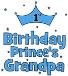 1st Birthday Prince's Grandpa!