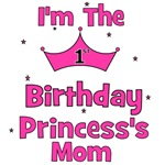 1st Birthday Princess's Mom!