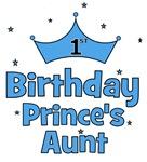 1st Birthday Prince's Aunt!