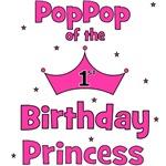 1st Birthday Princess's PopPop!