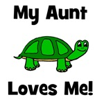 My Aunt Loves Me! Turtle