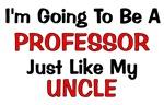 Professor Uncle Profession