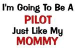 Pilot Mommy Profession