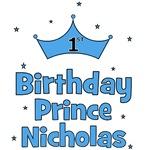 1st Birthday Prince Nicholas!