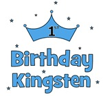 1st Birthday Kingsten!