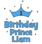 1st Birthday Prince LIAM!