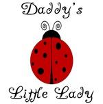 Daddy's Little Lady!  Ladybug