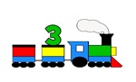 3rd Birthday Train!
