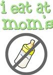 i eat at mom's green