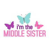 i'm the middle sister butterfly