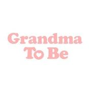 grandma to be heart