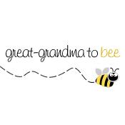 great grandma to be t-shirt
