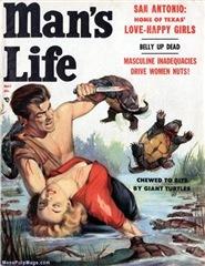 MAN'S LIFE, May 1957