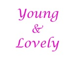 Young & Lovely- Front and Back