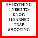 trap shooting joke on gifts and t-shirts.