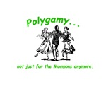 Polygamy...not just for the Mormons anymore.