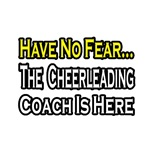 Have No Fear, The Cheerleading Coach Is Here