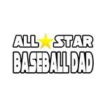 All Star Baseball Dad