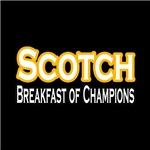 Scotch. Breakfast of Champions