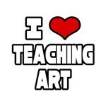 I Love Teaching Art