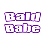 Bald Babe (Violet)