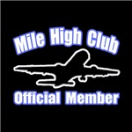 Mile High Club: Official Member