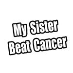 """""""Someone I Love Beat Cancer"""" Shirts & Gifts"""