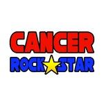 """Cancer Rock Star"" Shirts & Gifts"