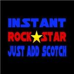 Rock Star...Add Scotch