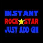 Rock Star...Add Gin