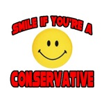 Smile if you're a Conservative