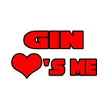 Gin Loves Me