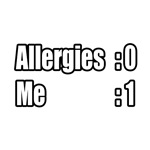 I'm Beating My Allergies