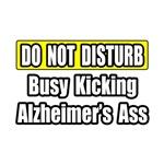 Busy Kicking Alzheimer's Ass
