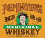 Pop's Medicinal Whiskey