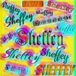 Sheffey Fonts - Yellow and Pink Rainbow 9642