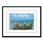 St. Maarten Seascape-by Khoncepts