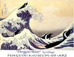 Penguin Wave
