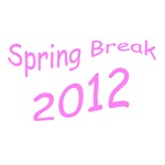 Spring Break '12 Pink