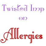 Twisted Imp Allergies