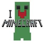 I Creeper Heart Minecraft