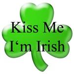 Kiss Me I'm Irish Design
