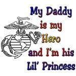 USMC Daddy's Lil' Princess ver2